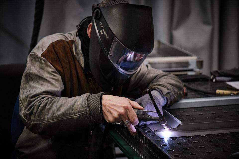 créations métalliques dans la Marne